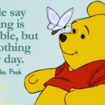 Winnie The Pooh Doing Nothing Facebook