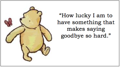 Winnie The Pooh Quotes How Lucky I Am Upload Mega Quotes