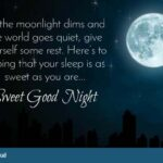 Wishing Goodnight To Someone Special Twitter