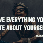 Wiz Khalifa Quotes about Being Single