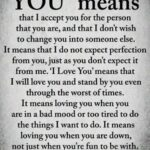 Words Of Encouragement For A Man You Love Pinterest