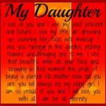 Words To Encourage Your Daughter Facebook