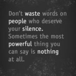 Your Silence Quotes Twitter