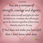 Your Strength And Courage Are An Inspiration Facebook